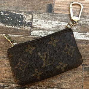Monogram Louis Vuitton Cles / Coin Purse